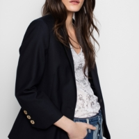 Victoria Shiny Jacket