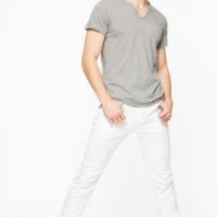Grey Monastir T-Shirt