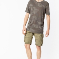 Camouflage Tommy T-Shirt