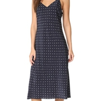 Dot Cami Slip Dress