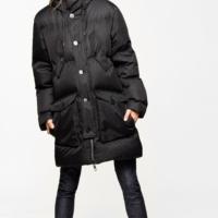 Biscotta Parka Coat