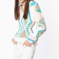 Sonny Kilim Knit Sweater