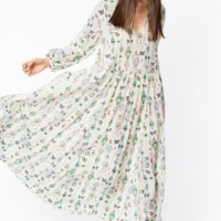Off-White Resist Kilim Dress