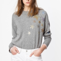 Grey Gaby C-Star Sweater
