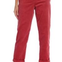 Magenta Corduroy Pants