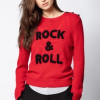 Delly C Rock Sweater