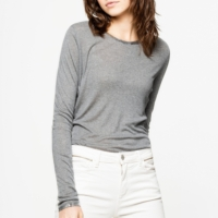 Grey Willy Foil T-Shirt
