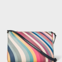 Swirl Print Bag