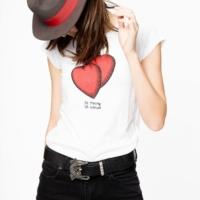 Skinny Heart T-Shirt