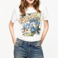 FIESTA Print T-Shirt