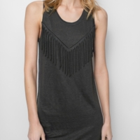 Country Fringes Dress