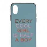 Cool Girl Phone Cover