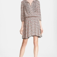 Raspail print dress