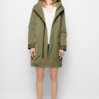 Karl Soft Parka Coat