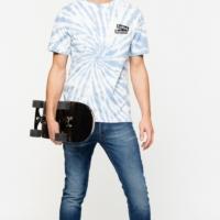 Tie Dye Tobias Dalmatien T-Shirt
