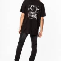 Black Ted Record T-Shirt