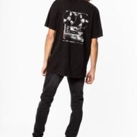 Black Ted Record T-Shirt