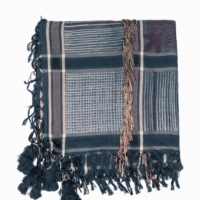 Blue Babel Scarf