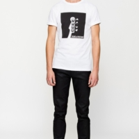 White Tommy Guitar T-Shirt