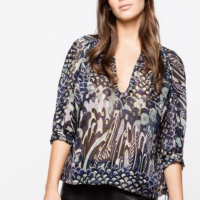 Terry Lurex Top