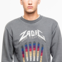 Grey Steeve Sweatshirt