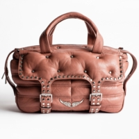 Dusty Pink Rider Small Bag