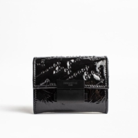 Black Ziggy Stardust Wallet