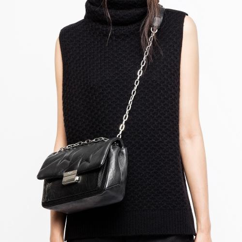Black Grace Deluxe Sweater
