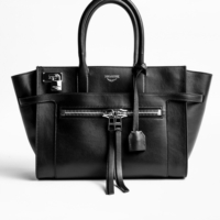 Black Candide Medium Bag