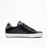 Black Keith Sneakers