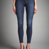 Boston Blue Skinny Jeans