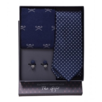 Navy Three Piece Gift Set
