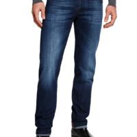 Blue Slim Fit Medium Wash Denim Jeans