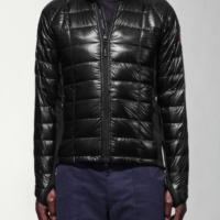 Black Hybridge Lite Jacket
