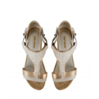 Beige Mercury Sandals