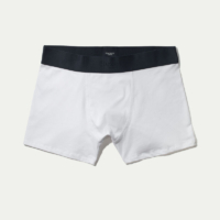 White Trank Underwear Set of 3