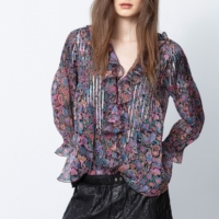 Multicoloured Toni Print Mandala Tunic