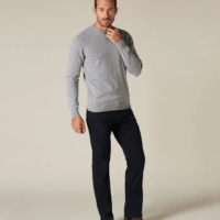 Standard Rinse Blue Jeans