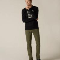 Khaki Slimmy Chino LuxPerSat Pants
