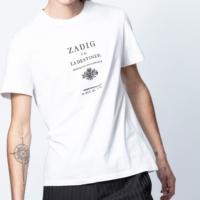 White Tommy 'La Destinee' T-Shirt