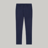 Navy GMT Dye Texture Chino Pants