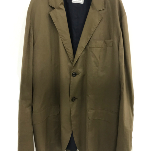 Brown Light Cotton Jacket