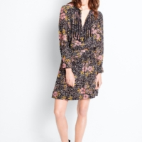 Floral Remus Print Dress