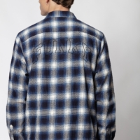 Blue Checkered Stanael Shirt