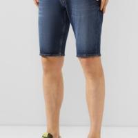 Mid Blue Regular Shorts Hemet