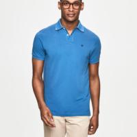 Marine Slim Fit Logo Polo Shirt