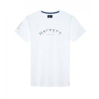 White Colourful Logo T-Shirt