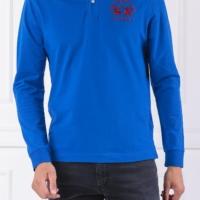Sapphire Blue Long Sleeve T-Shirt