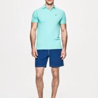Blue Classic Swim Shorts