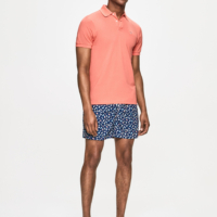 Ice Lollies Print Swim Shorts